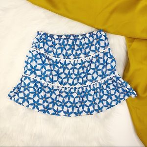 LILLY PULITER Floral Skirt 5